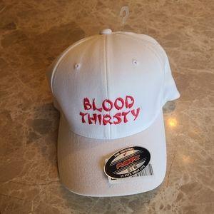 Blood thirsty hat